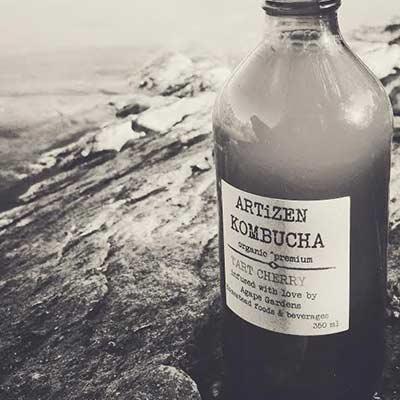artisanal kombucha