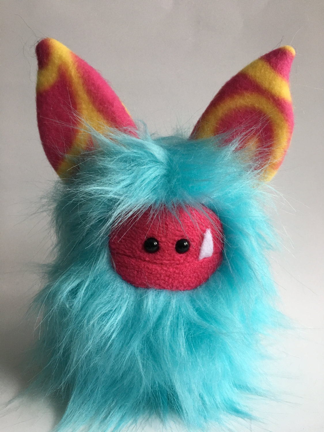 monster stuffed animal