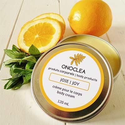 handmade citrus balm