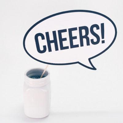 cheers prop