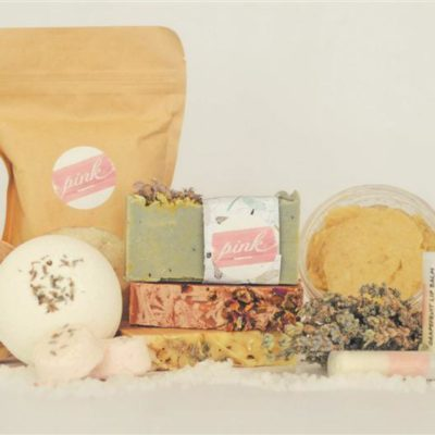 handmade soap and body works collection