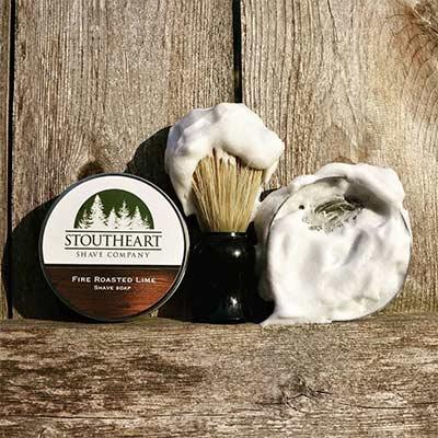 home artisanal shaving kit