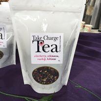 handmade tea blend